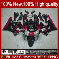 kit del cuerpo para HONDA CBR919 RR CBR900 CBR900RR CBR 919RR 900RR 919CC 93HC.180 CBR919RR 98 99 CBR 900 RR 919 CC 1998 1999 carenado rojo negro nuevo