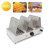Produttori di pane Hong Kong Eggetttes soffio Waffle Cake Display Scalderna Macchina Macchina Scaldino, Riscaldamento di uova 220V 110v1
