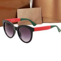 Роскошная пчела Cat Eye Солнцезащитные очки Женщины 2021 Старинные Овальные Солнцезащитные Очки Ретро Солнцезащитные Освещения Мужчины Oculos Feminino Gafas Lentes De Sol UV400