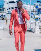 Nouveau des design classique Groom Tuxedos GroomsMen Best Homme Costume Mens MEDIENCE CUISSION DE MANIÈRE BRIDEGROME SUITES D'ENTREPRISES (Veste + Pantalon) 664