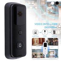 Türklingel WiFi Video-Türklingel Smartphone Türring Anruf Intercom Video-Eye für Wohnungen Bell Home Security-Kameras
