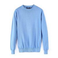 ralph lauren Hommes Designer Spring et Automne Petite Cheval Brand Sweater pour Hommes V Col V ecc Couleur Solide Pull à manches longues Casual Casual Homme Hommes Vêtementsuotzu