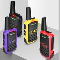 Walkie-Talkie Professional Mini Color Ultra-Thin Ultra-Small USB Cargando directo 3xue