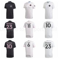 2021 CF Inter Miami Soccer Jersey Higuain 10 Pizarro 11 Pellegrini 7 Morgan 19 Robinson 22 Suor Figal Trapp Agudelo Camisa de Futebol Kits