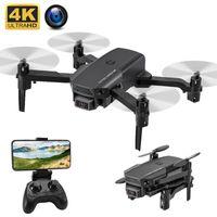 KF611 Мини Дроны с камерой HD широкоугольный камерой 4K FPV Dual Quadcopter высота Держите Wi-Fi Drone Dron Toy