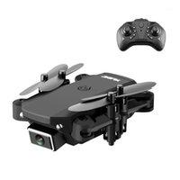 Droni DRONES S66 Telecomando Drone HD Aerial Pografia professionale Aeromobile a quattro assi Pieghevole Modello1
