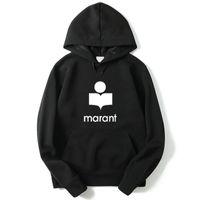 Hip Hop Moda Marka marant Hoodies Sweatshirt Erkekler Ve Kadınlar Fleece Uzun Kol Kapşonlu Coat Harajuku Hoodie Sudadera Hombre X1022