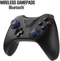 تحكم ألعاب المقود Eastvita TSW05 اللاسلكية Gamepad متوافق للتبديل PS3 PC Android TV Box Bluetooth تصميم مريح Sensitiv