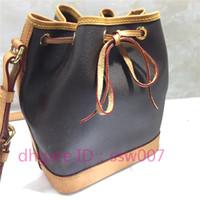 Home Classic Style Sac à bandoulière pour femmes Escale Neonoe Bandbody sac Sac à main en cuir véritable Sangle ajustable Nouveau sacs de mode sacs à main