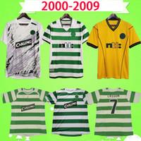 Celtic Ретро Футбол Джерси 2001 2002 2003 2005 2006 2007 2008 2007 Старинные футболки 02 02 05 06 Lasson Keane Petrov Balde Sutton