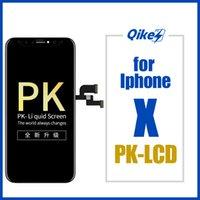 Para iPhone X LCD Reemplazo de pantalla LCD iPhonex XS MAX XR 11 Pantalla Digitalizador Programador Pantalla de pantalla Reemplazo Reemplazo 3D Toque LCD