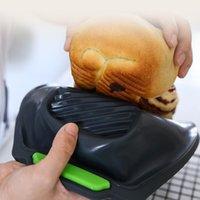 Прямоугольные силиконовые пресс-формы хлеб тост формы кухонные выпечки инструменты торт формы 3 стиля кухонные выпечки DDD4307