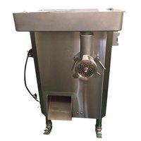 Et Kesici Et Dilimleri Ticari Öğütücü DJR-201 Paslanmaz Çelik Taşlama Makinesi Büyük İşleme Makinesi 1 adet1