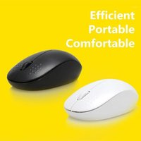 1200dpi Computer Mouse Wireless Mouse Cute Gamer MINI Gaming...