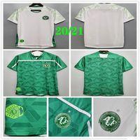 2020 nueva camisa de los jerseys del fútbol Chapecoense Aylon ALAN EZEQUIEL SANTOS RAMON SILVA Associacao Ruschel personalizada Chapecoins de Futebol Fútbol