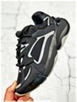 19SS Obliques B24 B23 Sneaker 3 M Yansıtıcı ile Yansıtıcı Motif Erkek Moda Tasarımcı Ayakkabı Erkekler Kadınlar için Sneakers Ayakkabı