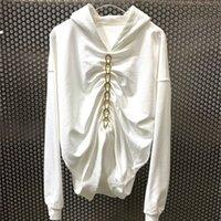 Sexy 2021 novo nightgown hoodie hoodie designer de luxo mulher roupas rua streetwear e8ov 236p