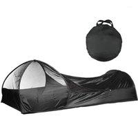 Tenda da campeggio automatica ultra-leggero. Tenda da sole anti-zanzara. Tenda di riposo all'aperto. Spiaggia per il tempo libero net1.