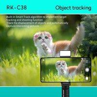 الذكية منظمة العفو الدولية gimbal الشخصية روبوت مصور التلقائي تتبع حامل 360 ° دوران الوجه مسار الهاتف عمل التصوير 1