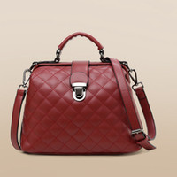 HBP Handbag Doctor bag Shoulder Bags messenger bag purse new Designer woman bag simple Retro fashion Casual