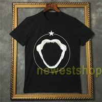 2021 Sommerkleidung Männer Rottweiler Tier 3D Hai Drucken T-shirt Designer T-shirt Baumwollstern-Druck-T-Shirt Männer Frauen Baumwolltops T-Stück