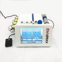 Ударная волна вакуума Electric Muscle Stimulatior EMS боли Физиотерапия Ударно-волновая терапия Машина для устройства ED Лечение