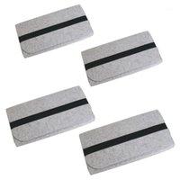 Tastiera copre grande capacità organizzatore di stoccaggio portatile feltro pratico banda elastica durevole sacchetto resistente alla polvere borse meccanico