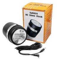 GODOX SY8000 Photo studio flash eletrônico AC flash E27 fotografia 110V ou 220V Cor 5600K temperatura
