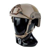 Лыжные шлемы TMC Тактическая морская морская MTH Шлем Открытый стычки защитный де-цвет Ограниченная редакция (размер: м / л 56см-59см)