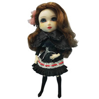 Blythe big Eye doll luxury package with makeup and clothing Ob24 joint movable factory direct sale can be customized in batch