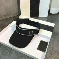 2021 Top Caps de diseñador sombreros hombres y mujeres gorras famosas sombreros de marca para hombres gran panel snapback sombrero casual caliente béisbol gorra S14