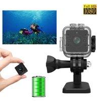مصغرة كاميرات SQ12 IP كاميرا HD 1080P ماء عدسة واسعة الزاوية كاميرا الرياضة dvr الأشعة تحت الحمراء للرؤية الليلية مايكرو كام كاميرات صغيرة 1