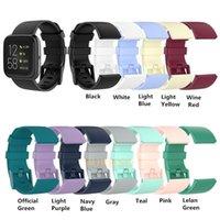For Fitbit Versa 2  versa2   versa lite Wristband Wrist Strap Smart Watch Band Strap Soft Watchband Replacement Smartwatch Band 2020