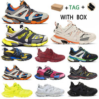 2020 Track 3.0 Newest Outdoor Athletic 3M Triple S Sport Shoes Compare Sneakers  similar  Designer hommes femme  femmes baskets  chaussures