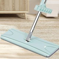 ستوكات القماش الطابق ممسحة الحر اليدين غسل شقة مسحة المنزل منزل مكتب تنظيف أداة استبدال القماش المنزلية mop1