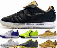 Мужские размеры США в помещении 46 EUR Tiempo 7 тренеров футбольные ботинки TF Legend FG большой ребенок мальчики мальчики футбольные блюда 12 38 VII женщин кроссовки де мужчин обувь