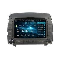 """자동차 DVD 플레이어 Android 9.0 octa 코어 2 DIN 6.2 """"Sonata 2004 2005 2008 2008 2008 년 DSP 라디오 GPS 2008 년 블루투스 와이파이 USB 4GB + 32GB"""