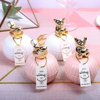Wedding Candy Box Romantic Wedding Favors Gifts Bag Sweet Pa...