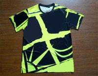 Nouveau T-shirt Motocross Chemise à vélo à séchage rapide à manches courtes Racing costume moto chemise maillot de vitesse