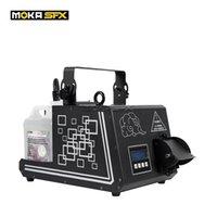 MOKA Nuova 1000W Mist Foschia macchina Special Stage Effetti DMX macchina del fumo per Club concerto disco Fogger Macchina per Halloween Film Hazer