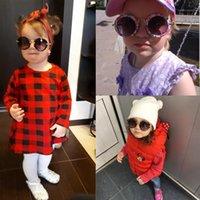 نظارات شمسية 2021 الاستقطاب أطفال بنين بنات طفل رضيع الأزياء نظارات الشمس uv400 نظارات الطفل ظلال