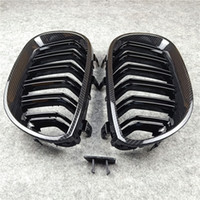 Grilles delanteros para F20 E46 E90 E92 F30 F34 F32 G30 E39 E60 F10 E84 F48 X5 X6 F06 F12 F07