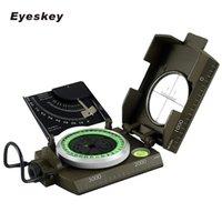 Mulitifunctional Eyekey Survival Военная пешком Геологический цифровой компас Camping Camping 201113