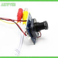 Tablero de módulo de cámara de CCTV analógico con IRCUT 2.8mm LENTE 1200TVL CMOS SENSOR SEGURIDAD DE LA CAMBIA DE VIDAILANCE CVBS
