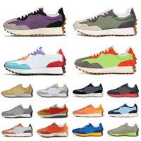 Hotsale Erkek Sneakers Koşu Ayakkabıları Ligh Siyah Kireç Yeşil Gri Beyaz Mavi Turuncu Bayan Spor Eğitmen Moda Açık Boyutu 36-44