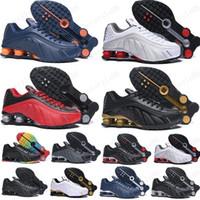 جديد 2020 الأصلي تسليم R4 الأحذية الرياضية للرجال المرأة الثلاثي أسود أبيض الذهب أوقية نيوزيلندي 301 أحذية رجالي المدربين الاحذية حجم 36-46