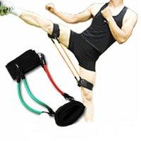 Ayak Bileği Kickback Askı ile Direnç Bantları Ile Set Ocned Hip Egzersizleri Katlanabilir Göğüs Genişletici Sculpt Ralli Çekme