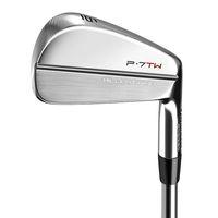 Golf Club P7TW Golf Iron Set 3-9p (8PCS) S / R تصلب الصلب رمح P7 الحديد