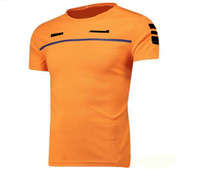 F1 Formula 1 Racing Suit T-shirt a maniche corte T-shirt T-shirt Team 2020 Sport Tempo libero Collo tondo Asciugatura rapida T-shirt T-shirt