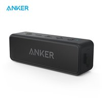 Anker Soundcore 2 Taşınabilir Bluetooth Kablosuz Hoparlör Better Bass 24-Saatlik Playtime Bluetooth Aralığı Su Direnci LJ201027